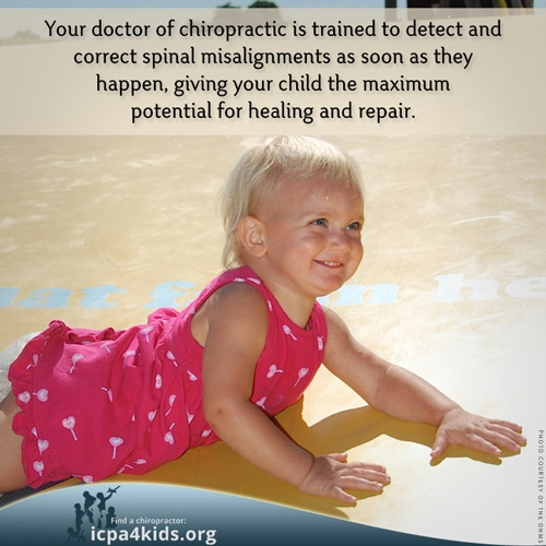Chiropractic Care for Kids in Louisville CO